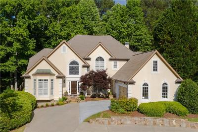 Single Family Home For Sale: 5605 Asheforde Lane