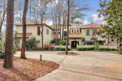 Buckhead Single Family Home For Sale: 5 Whitewater Trail NW