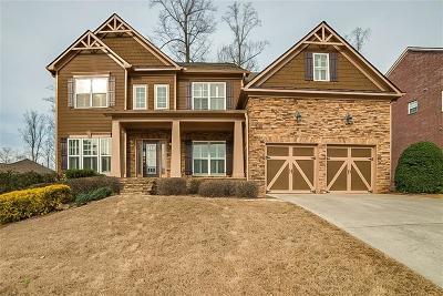 Cumming Single Family Home For Sale: 5710 Blair Valley Run