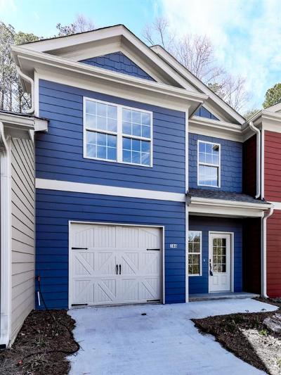 Pickens County Condo/Townhouse For Sale: 194 Towne Villas Drive