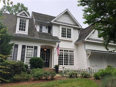 Dawsonville Single Family Home For Sale: 206 Waterfront Park Lane