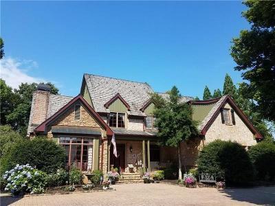 Dawson County Single Family Home For Sale: 37 Ridgetop Court