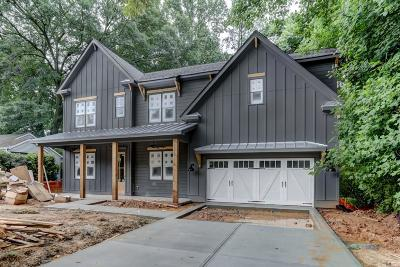 Atlanta Single Family Home For Sale: 1903 Dyer Circle
