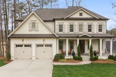 Marietta Single Family Home For Sale: 383 Birchfield Drive