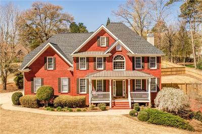 Kennesaw GA Single Family Home For Sale: $499,900