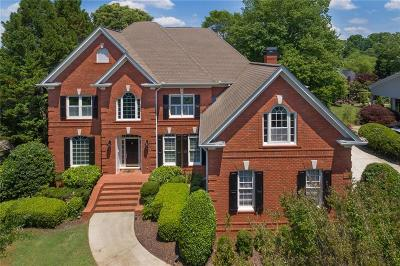 Alpharetta Single Family Home For Sale: 10435 Stanyan Street