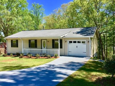Buford Single Family Home For Sale: 5537 Little Mill Road