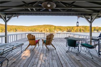 Rabun County Single Family Home For Sale: 133 Ray Point Lane