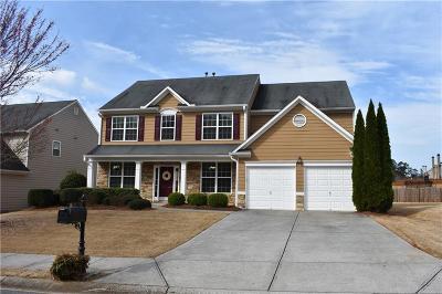 Acworth Single Family Home For Sale: 132 Harvest Ridge