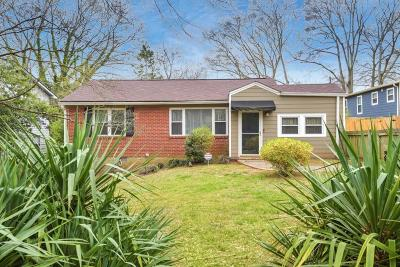East Atlanta Single Family Home For Sale: 1829 Terry Mill Road SE
