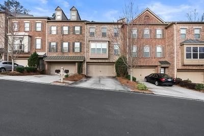 Buford Condo/Townhouse For Sale: 2764 Laurel Valley Trail