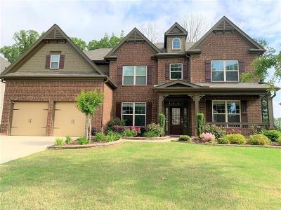 Cumming Single Family Home For Sale: 2080 Cherrywood Lane