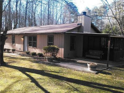 Snellville Single Family Home For Sale: 4381 Campbell Road