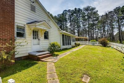 Powder Springs Single Family Home For Sale: 3991 Sharon Drive