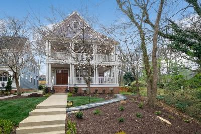 Inman Park Single Family Home For Sale: 965 Austin Avenue NE