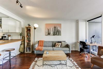Condo/Townhouse For Sale: 620 Peachtree Street NE #403