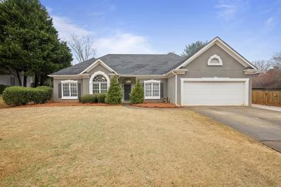 Alpharetta Single Family Home For Sale: 3115 Rocky Brook Drive