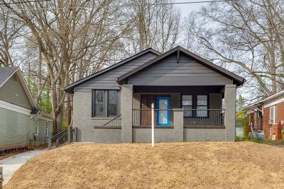West End Single Family Home For Sale: 1473 Beecher Street SW
