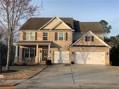 Braselton Single Family Home For Sale: 5908 Park Bend Avenue