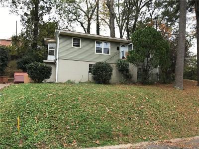 Marietta Single Family Home For Sale: 436 Lemon Street NE