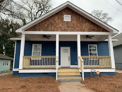West End Single Family Home For Sale: 479 Willard Avenue SW