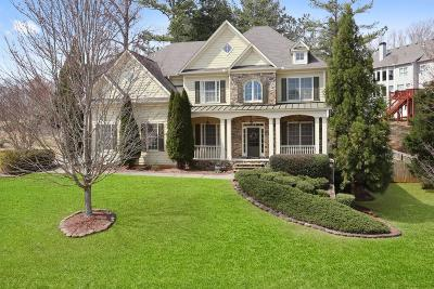 Kennesaw Single Family Home For Sale: 4550 Welshfield Court