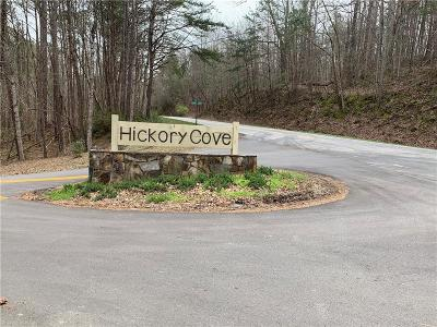 Jasper Residential Lots & Land For Sale: Hickory Cove Road