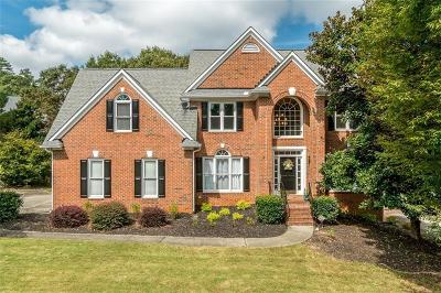 Snellville Single Family Home For Sale: 2515 Lynshire Lane