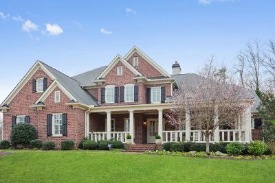 Sandy Springs Single Family Home For Sale: 3821 Teesdale Court