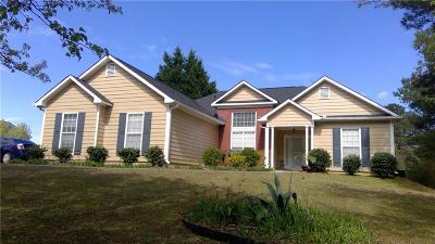 Barrow County, Forsyth County, Gwinnett County, Hall County, Walton County, Newton County Single Family Home For Sale: 3022 Chesterfield Court