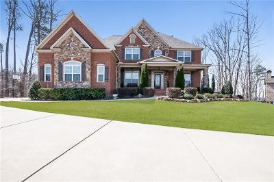 Milton Single Family Home For Sale: 1813 Heritage Pass