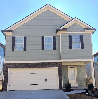 Austell Single Family Home For Sale: 5772 Dogwood Circle
