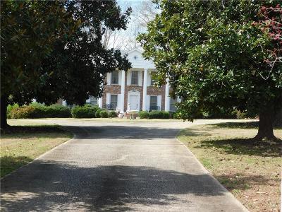 Douglasville Single Family Home For Sale: 4221 Old Douglasville Road