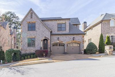 Brookhaven Single Family Home For Sale: 1704 Buckhead Court
