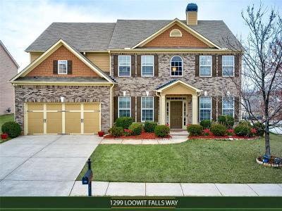 Barrow County, Forsyth County, Gwinnett County, Hall County, Newton County, Walton County Single Family Home For Sale: 1299 Loowit Falls Way