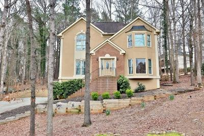 Woodstock Single Family Home For Sale: 420 Woodruff Crossing