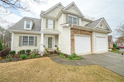 Alpharetta Single Family Home For Sale: 1060 S Bethany Creek Drive