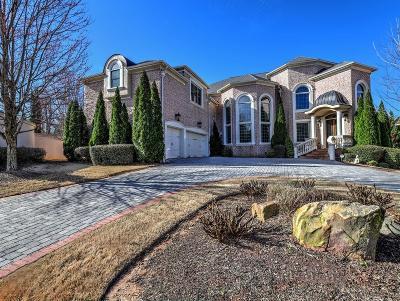 Marietta Single Family Home For Sale: 1151 Monte Drive