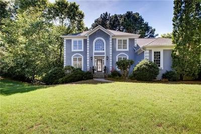 Marietta Single Family Home For Sale: 1967 Fields Pond Drive