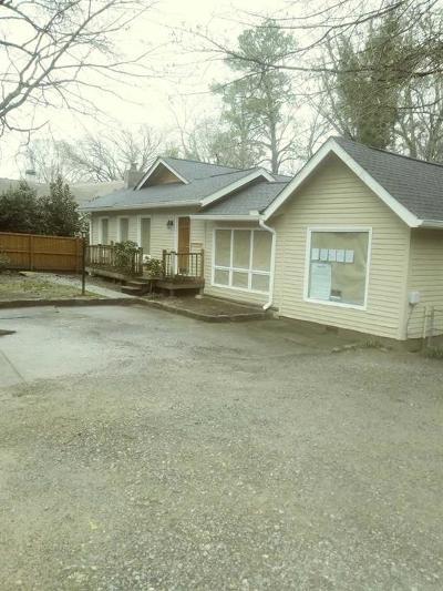 Brookhaven Single Family Home For Sale: 2087 Roxboro Road