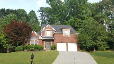 Alpharetta Single Family Home For Sale: 1870 Oak Tree Hollow