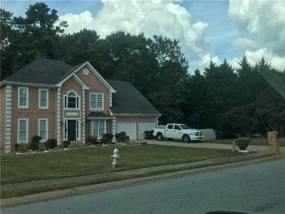 Loganville Single Family Home For Sale: 180 The Esplanade Way