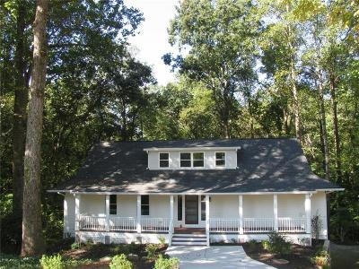 Marietta Single Family Home For Sale: 4678 Cherry Way