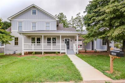 College Park Single Family Home For Sale: 1485 Hardin Avenue