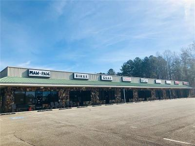 Pickens County Commercial For Sale: 98 Dean Goss Drive Road
