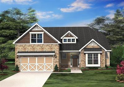 Single Family Home For Sale: 3758 Ebenezer Road