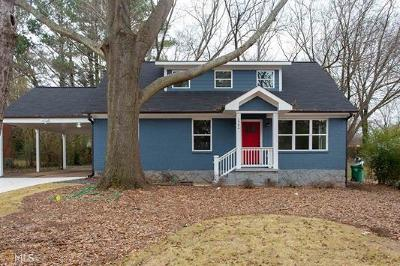 Decatur Single Family Home For Sale: 1982 Willa Drive