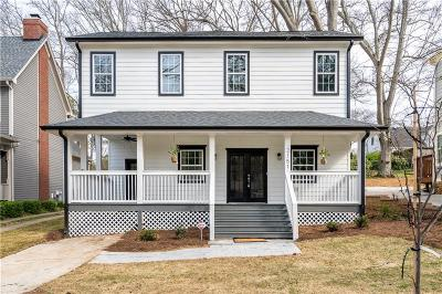 College Park Single Family Home For Sale: 2151 Cambridge Avenue