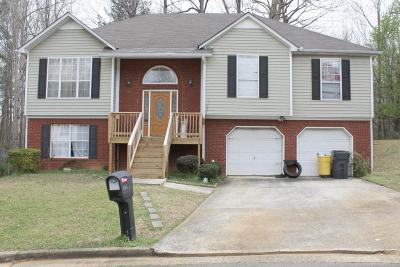 Austell Single Family Home For Sale: 4169 Rhinehart Drive