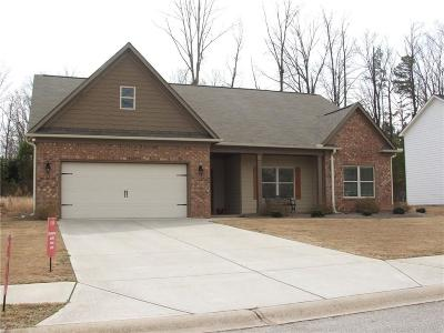 Gainesville Single Family Home For Sale: 4344 Highland Gates Parkway